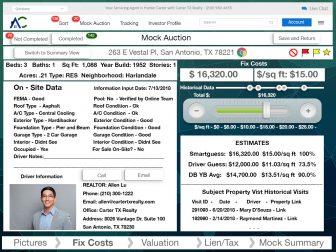 13 iPad Investor Log In Screen